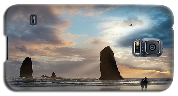 Oregon Coastine Galaxy S5 Case