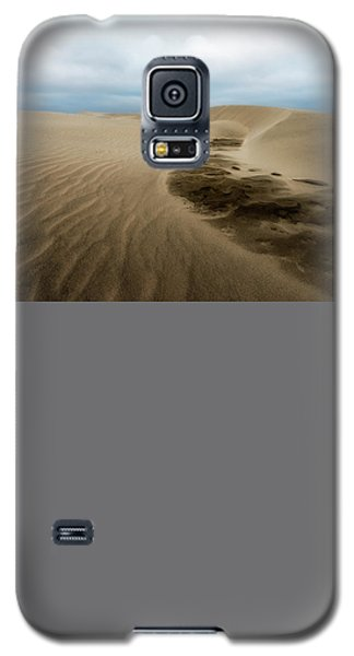 Oregon Dune Wasteland 1 Galaxy S5 Case by Ryan Manuel