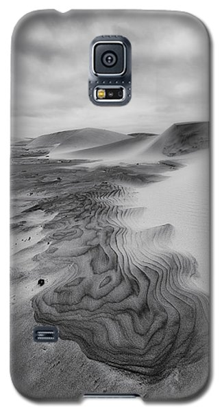 Galaxy S5 Case featuring the photograph Oregon Dune Wasteland 2 by Ryan Manuel