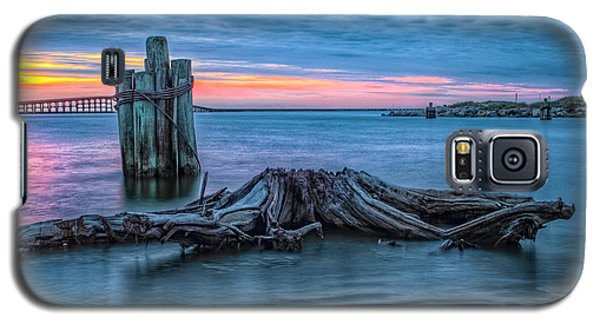 Oregon Inlet II Galaxy S5 Case