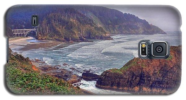 Oregon Pacific Coastline Galaxy S5 Case