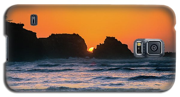 Oregon Sunset Galaxy S5 Case