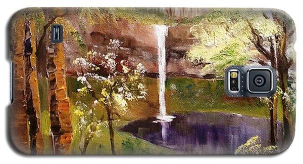 Oregon Waterfall Galaxy S5 Case
