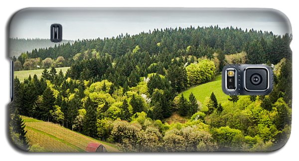 Oregon Wine Country Galaxy S5 Case
