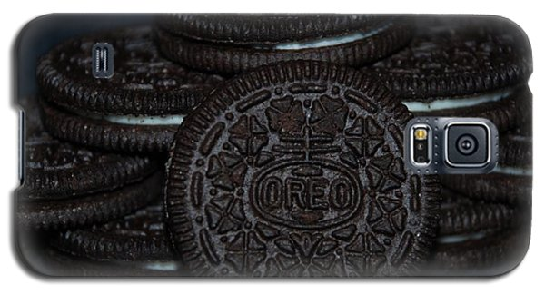 Oreo Cookies Galaxy S5 Case by Rob Hans