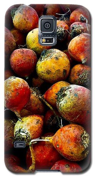 Organic Beets Galaxy S5 Case