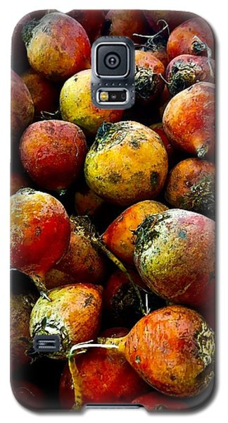 Organic Beets Galaxy S5 Case