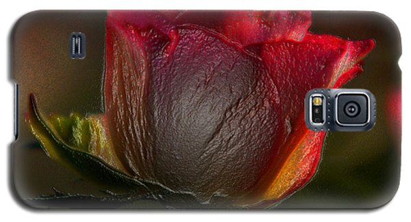 Organic Rose Galaxy S5 Case