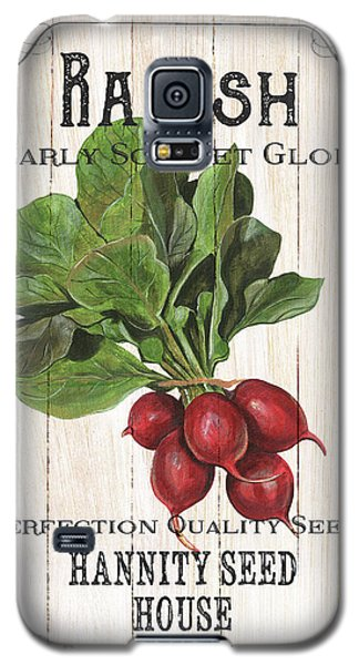 Organic Seed Packet 3 Galaxy S5 Case by Debbie DeWitt