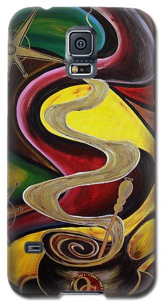 Organo Gold Galaxy S5 Case