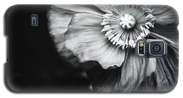 Oriental Poppy Galaxy S5 Case