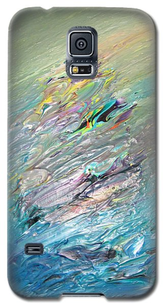 Original Abstract Masterpiece 1 Galaxy S5 Case