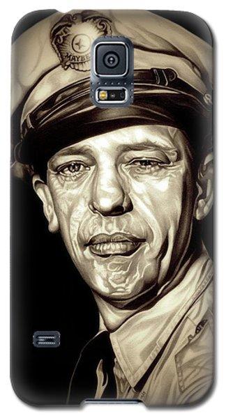 Original Barney Fife Galaxy S5 Case