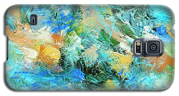 Galaxy S5 Case featuring the painting Orinoco by Dominic Piperata