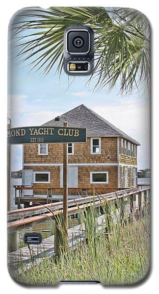 Ormond Yacht Club Galaxy S5 Case