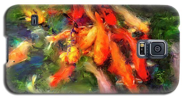 Ornamental Koi Galaxy S5 Case