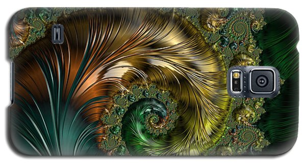 Ornamental Shell Abstract Galaxy S5 Case