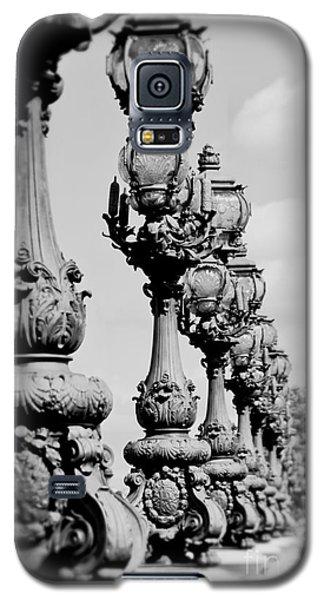 Ornate Paris Street Lamp Galaxy S5 Case by Ivy Ho