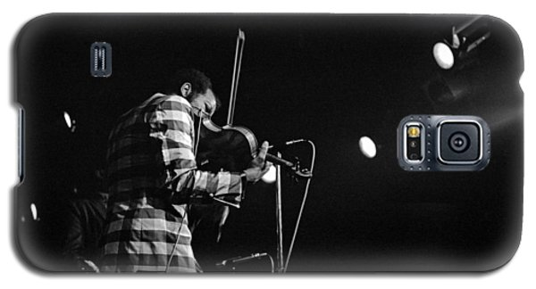 Ornette Coleman On Violin Galaxy S5 Case