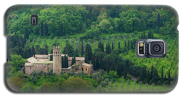 Orvieto Castle Galaxy S5 Case