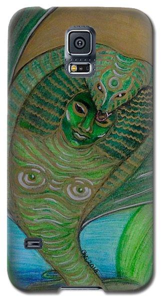 Wadjet Osain Galaxy S5 Case