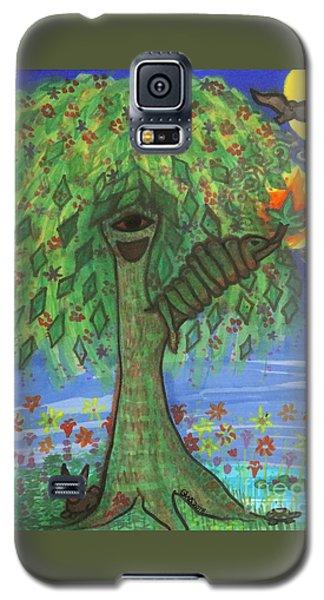 Osain Tree Galaxy S5 Case