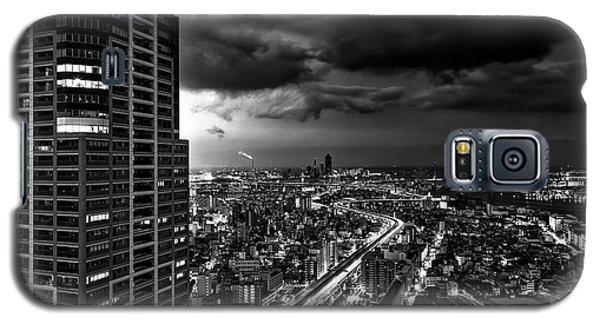 Galaxy S5 Case featuring the photograph Osaka by Hayato Matsumoto