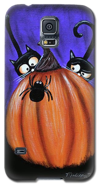 Oscar And Matilda - A Spider Oh Heck No Galaxy S5 Case
