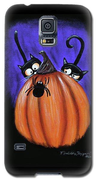 Oscar And Matilda - A Spider Oh Heck No Galaxy S5 Case