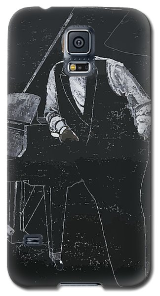Oscar Peterson Galaxy S5 Case