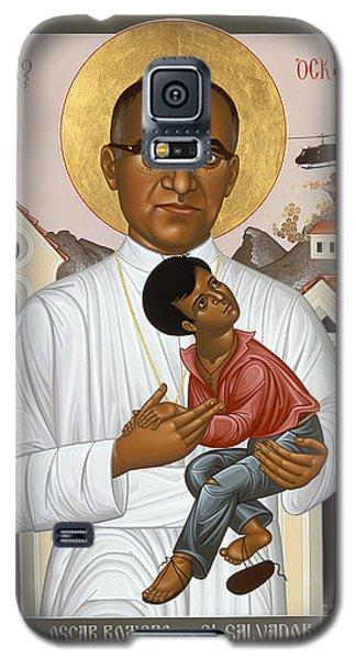 St. Oscar Romero Of El Salvado - Rlosr Galaxy S5 Case