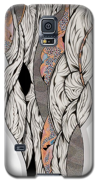 Oscillations Galaxy S5 Case