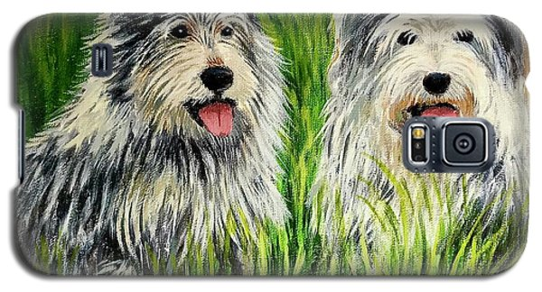 Oskar And Reggie Galaxy S5 Case