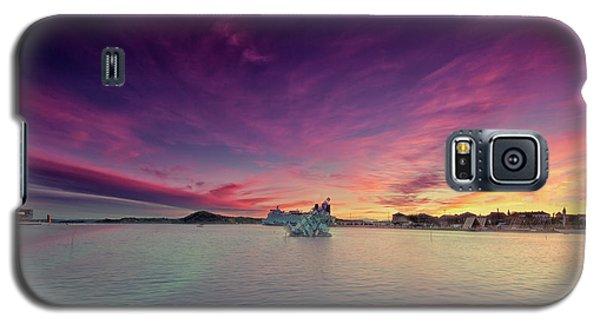 Oslo Harbor Galaxy S5 Case