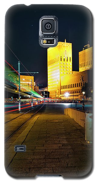 Oslo Town Hall Galaxy S5 Case