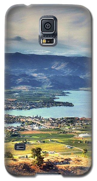 Osoyoos Lake 2 Galaxy S5 Case