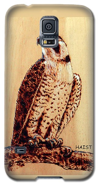 Osprey 2 Pillow/bag Galaxy S5 Case by Ron Haist