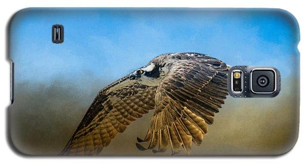 Osprey Over Pickwick Galaxy S5 Case by Jai Johnson