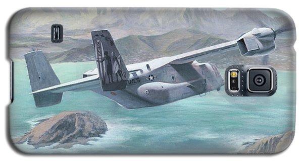 Osprey Over The Mokes Galaxy S5 Case