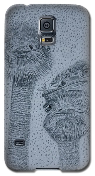 Ostrich Umbrella Galaxy S5 Case