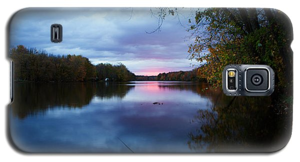 Oswego River Galaxy S5 Case by Everet Regal