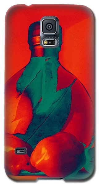 Otherworldly Habaneros Galaxy S5 Case