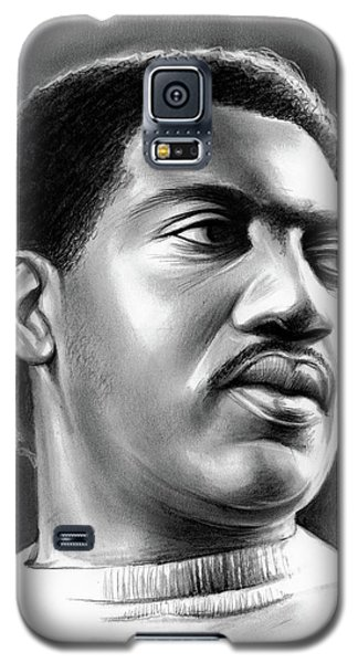 Rhythm And Blues Galaxy S5 Case - Otis Redding by Greg Joens