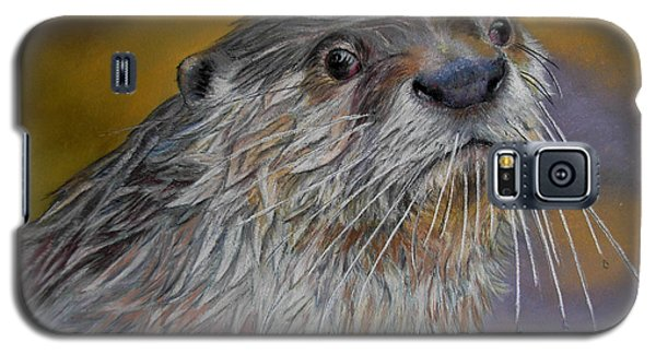Otter Or Not Galaxy S5 Case by Ceci Watson