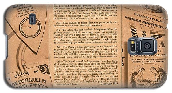 Ouija Galaxy S5 Case by Steve Sperry