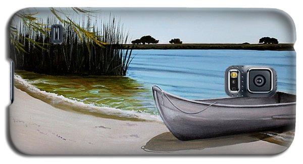 Our Beach Galaxy S5 Case