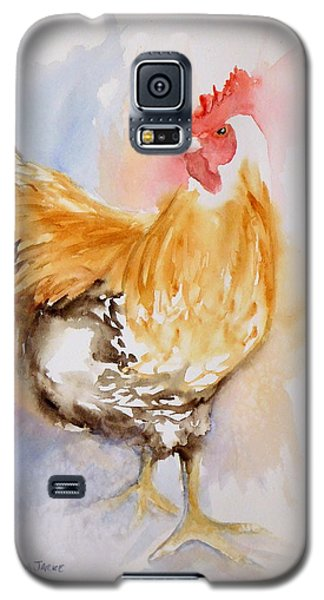 Our Buff Rooster  Galaxy S5 Case