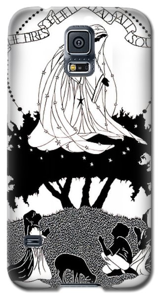 Our Lady Of Fatima - Dpolf Galaxy S5 Case