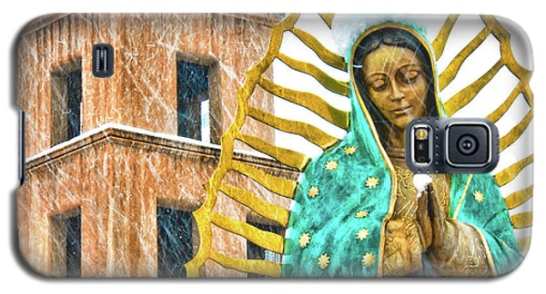 Our Lady Of Guadalupe Galaxy S5 Case by Britt Runyon