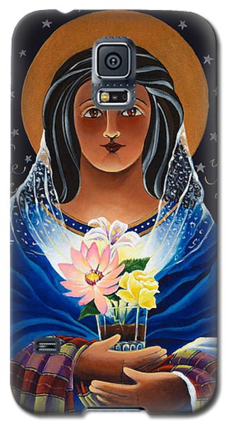 Our Lady Of Light - Help Of The Addicted - Mmlol Galaxy S5 Case
